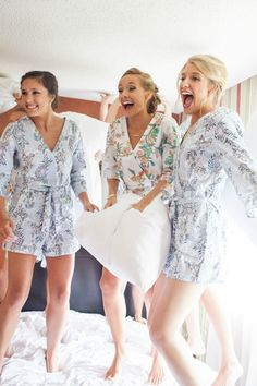 Playsuits are a new way to get ready. These little numbers go from getting ready to out and about and for a long time after the wedding. Shop Playsuits at www.PlumPrettySugar.com