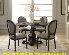Kursi makan Mewah minimalis model klasik terbaru 2018- Meja makan mewah minimalis terbaru yang bisa anda nikmati keindahannya bersama keluarga kecil anda dirumah. Dengan set kursi makan mewah minimalis ini tentu ruang makan anda akan terlengkapi. Kursi makan mewah dengan desain klasik, simple dan harga murah akan menjadi pilihan tepat bagi anda. Bahan baku kayu jati meja makan minimalis ini sudah teruji kekuatan kosntruksi dan kualitas nya . sehingga tepat sekali anda menemukan kursi makan…