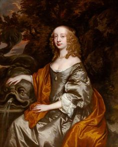 Lady Anne Percy Sir Peter Lely - circa 1655