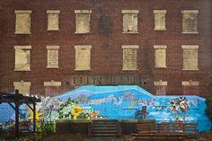 Urban Oasis- JEVS Act 2, Philadelphia, PA The Philadelphia Mural Arts Program