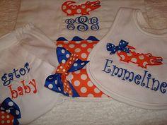 baby gator gift set  35 Future Daughter e11ac40ec9fd