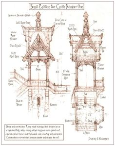 Small Pavilion for Castle One by ~Built4ever on deviantART
