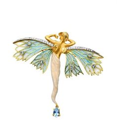 masriera art nouveau jewelry | ... jewelry. At Baselworld have a look at the Art Nouveau collection from