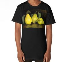 'Quinces ' Graphic T-Shirt Dress by Lövei Éva Yellow Theme, T Shirt, Shirt Dress, Decoration, Shirt Designs, Autumn, Casual, Sleeves, Mens Tops