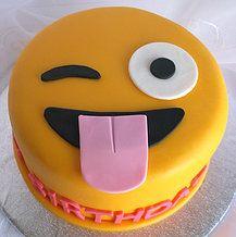 emoji cake - google search