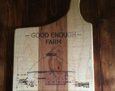 Cutting Boards by TheEdwardsWorkshop on Etsy
