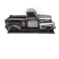 1951 Ford F1  Enter promo code METALMADNESS to get 20% off through Monday!!! https://www.etsy.com/shop/BrownDogWelding