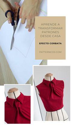 Dress Sewing Patterns, Sewing Patterns Free, Clothing Patterns, Pattern Drafting Tutorials, Dress Sewing Tutorials, Pattern Sewing, Pattern Dress, Fashion Sewing, Diy Fashion