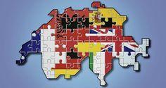 Multilinguismo in Svizzera. L'Italiano rialza la testa