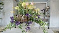 Flowers & Floristry Tutorial: Everlasting Spring Flower Arranging