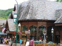 Ole Smoky Candy Kitchen ~ on the Parkway in Downtown Gatlinburg, Tennessee