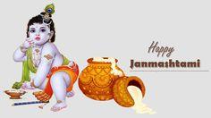 Krishna Janmashtami Photo   Famous HD Wallpaper