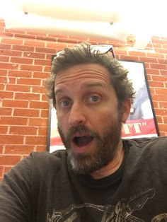 Official Rob Benedict — Hey kids!  I'm on tumblr!  I don't even know what...