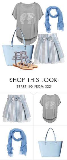 """Untitled #1163"" by srlangley ❤ liked on Polyvore featuring Zimmermann, Fifth Sun, Altea, Kate Spade and Mystique"