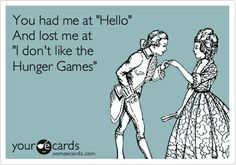 hunger+games+on+friday! - Click image to find more Humor Pinterest pins