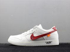 94285a244 Off White x Virgil Abloh x Nike Zoom Dunk Low Pro SB Canvas 854866-601