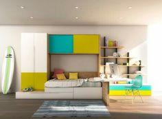 #House #combination #recamara
