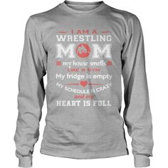 #Wrestling Mom Shirt, Order HERE ==> https://www.sunfrog.com/Funny/121762891-632367907.html?53625, Please tag & share with your friends who would love it, #renegadelife #birthdaygifts #xmasgifts   mud #wrestling, wrestling quotes, wrestling singlet #science #nature #sports #tattoos #technology #travel