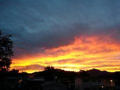 Sunrise in utah