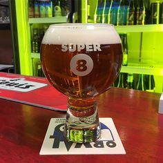 SUPERBLANCHE. ボクサーグローブみたいなグラス #beer #craftbeer #belgianbeer