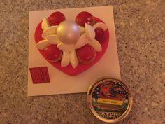 Cœur St Valentin à message caché