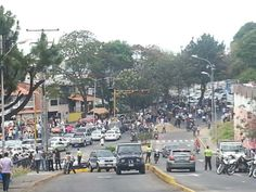 Tachira de nuevo en las calles. pic.twitter.com/lQuZEJRbIB