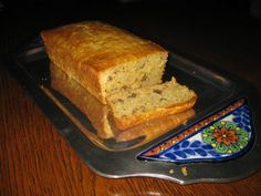 Kumquat nut bread - I left out the nuts, and it was a hit with the family. Loquat Recipes, Recipes Using Fruit, Marmalade Recipe, Bakery Recipes, Dessert Bread, Canning Recipes, Desert Recipes, Bread Baking, Sweet Tooth