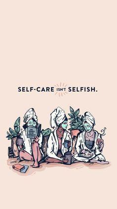 Remember: self care isn't selfish. Self-care is self love. It's self healing. It… Remember: self care isn't selfish. Self-care is self love. It's self healing. It…,_Reminder_ Remember: self care isn't selfish. Self-care is self. Positive Quotes, Motivational Quotes, Inspirational Quotations, Inspiring Quotes, Motivational Affirmations, Positive Art, Positive Mindset, Self Healing, Self Love Quotes