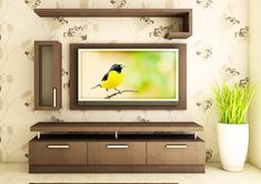 Buy Cuvelai TV Unit with Laminate Finish online in Bangalore. Shop now for modern & contemporary Storage & Accessories designs online. COD & EMI available. unit decor Indian Cuvelai TV Unit with Laminate Finish Bedroom Tv Unit Design, Tv Unit Furniture Design, Tv Unit Bedroom, Living Room Tv Unit Designs, Tv Wall Design, Bedroom With Tv, Lounge Furniture, Kitchen Furniture, Tv Showcase Design
