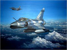 Dassault Mirage 2000-5 in Greek service