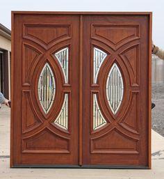 Glass Door Dreamy Mansion Entrance Door Arched Top Door