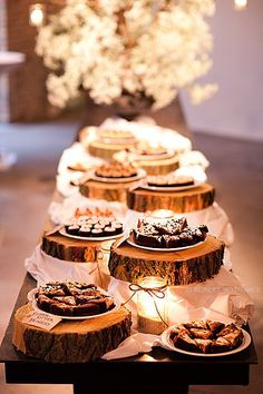 Rustic tablscape... love for fall