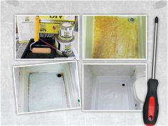 Practical Motorhome's how to repair a cracked shower tray - header - A cracked shower tray needn't mean a big bill – here's how to mend it yourself (© Practical Motorhome/Simon Mortimer)