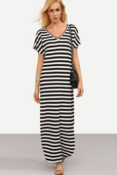 Abigail T-Shirt Maxi Dress (Additional Colors)