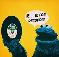 R.....is for records