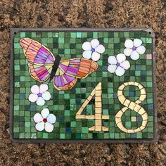 If you fancy something a bit more fabulous as your house number then get in contact and we can discuss what's perfect for you. Prices start at £50 plus postage