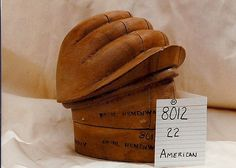 Vintage Wood Hat Blocks