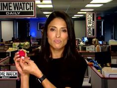 """Jessica Vilchis speaks about the latest in safety and security gadgets. Products available at: <a title=""""https://morningsave.com/crimewatchdaily"""" href=""""https://morningsave.com/crimewatchdaily"""">morningsave.com/crimewatchdaily...</a>"""