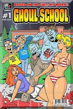 Young women like these used to be ubiquitous in mainstream print cartoons. Very demeaning! Cartoon Jokes, Sexy Cartoons, Girl Cartoon, Cartoon Art, Playboy Cartoons, Bd Comics, Archie Comics, Comic Book Covers, Comic Books Art