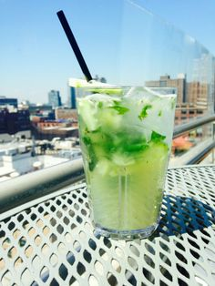 All About That #Basil: Go On a Basil Cocktail Crawl at These #NYC Hotels