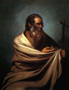 St Philippe, par José de Ribera