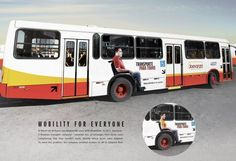advertising joevanza: mobility for everyone, by propeg, brazil