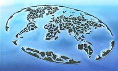 The World Islands.