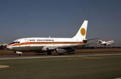 Air California, Boeing 737-200