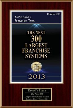 The Next 300 Largest Franchise Systems! October 2013 by Franchise Times :)