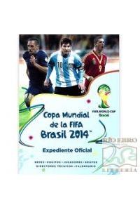 COPA MUNDIAL DE LA FIFA BRASIL 2014 http://www.libreriarioebro.es/articulo/copa%20mundial%20de%20la%20fifa%20brasil%202014/9786071131140/