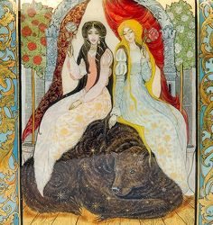 snow white fairy tale story | Kicking Corners: Fairy Tale Friday: Snow White and Rose Red