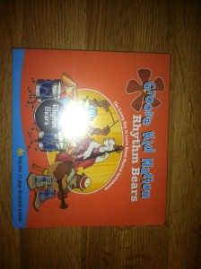 Groove Kid Nation Rhythm Bears CD