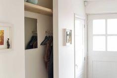 Projekty, translation missing: pl.style.korytarz-przedpokój-i-schody.nowoczesny Korytarz, przedpokój i schody zaprojektowane przez Jolanda Knook interieurvormgeving
