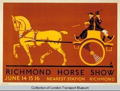Poster 1983/4/8254 - Poster and Artwork collection online from the London Transport Museum